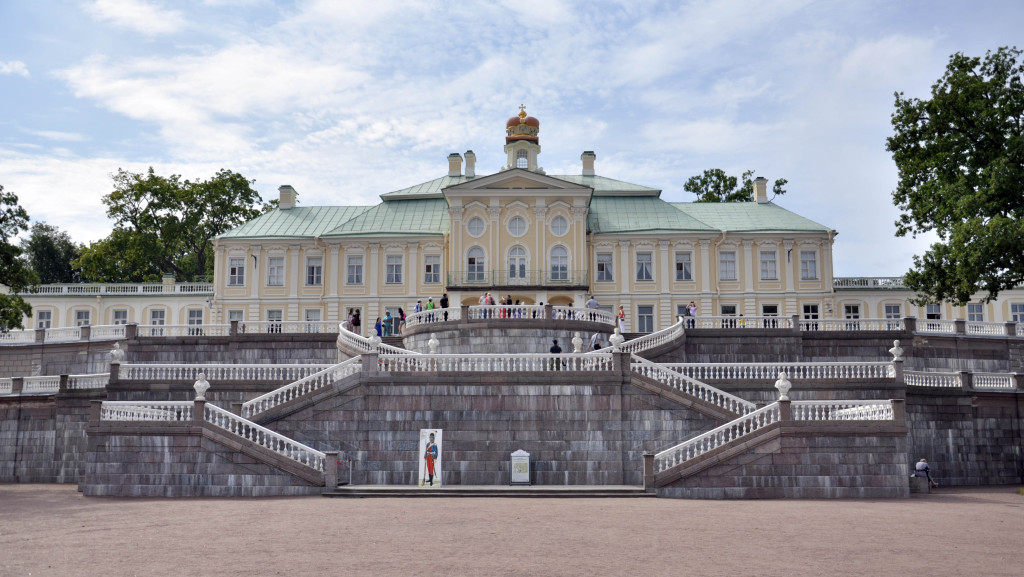 Большой (главный) дворец